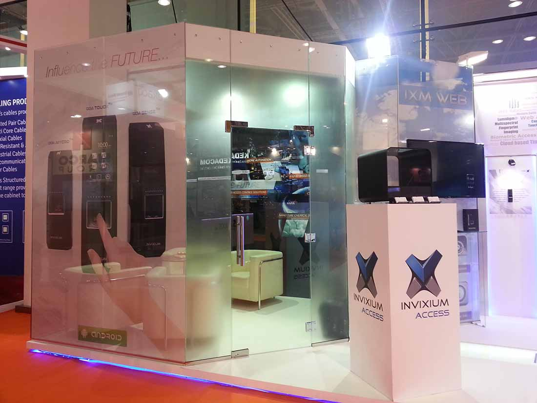 Exhibition Stall Design and Fabrication Services by Pegasus Events Pvt Ltd