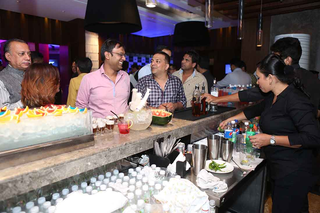 Sales and Distributor meets planned by Pegasus Events Pvt Ltd