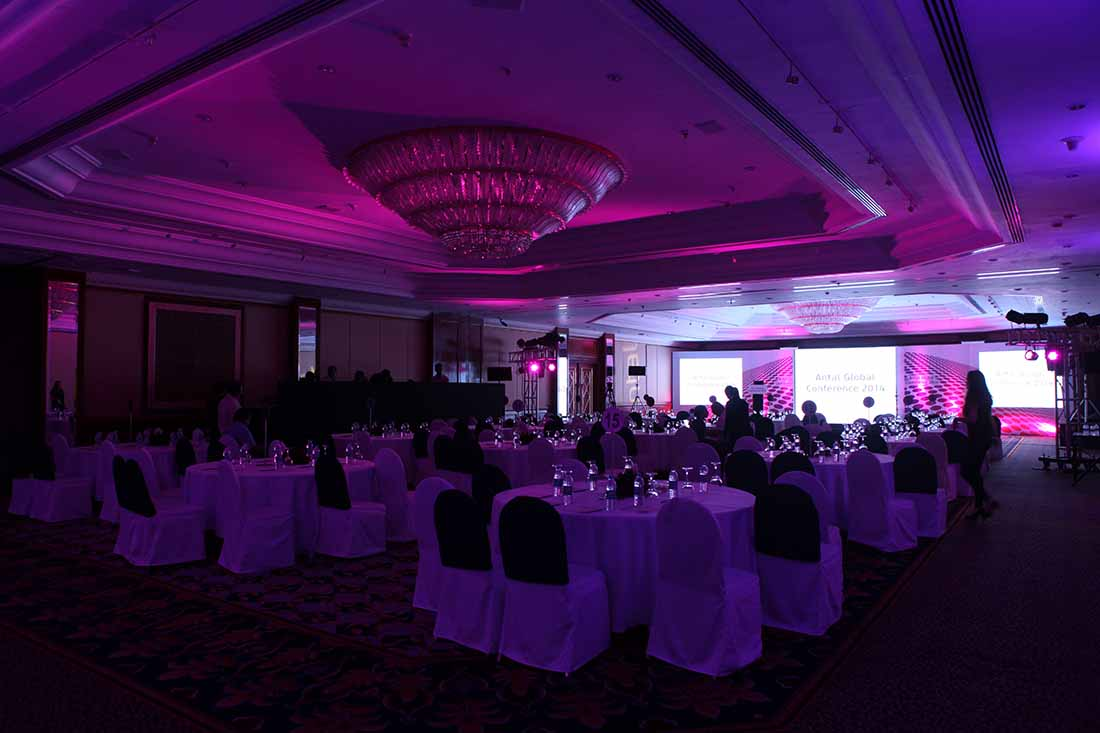 Conference Services planned by Pegasus Events Pvt Ltd