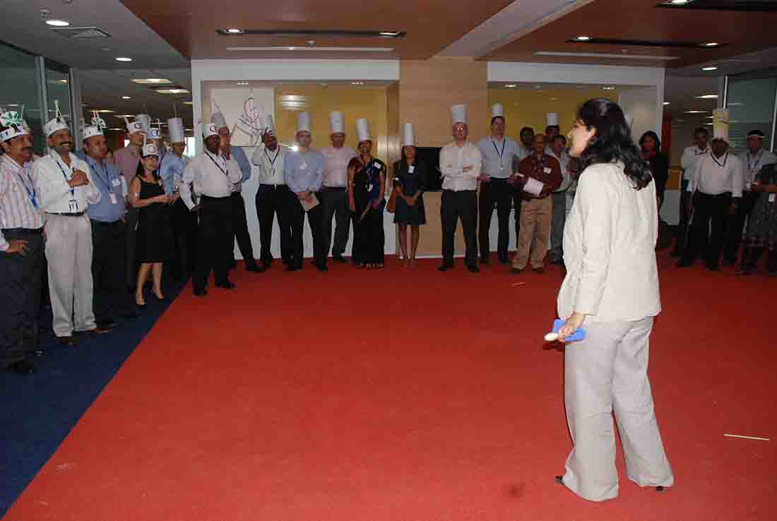 Corporate Team Building Sessions by event planning company Pegasus Events Pvt Ltd