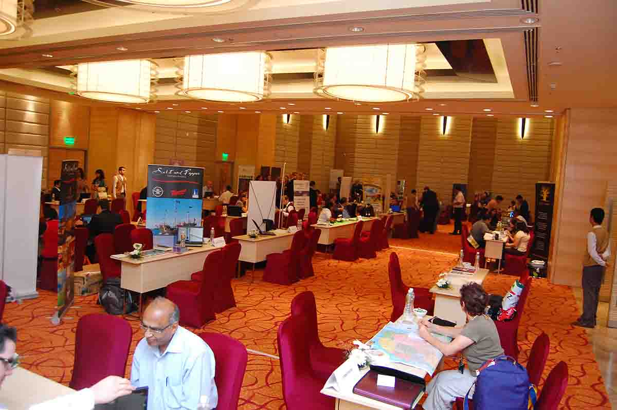 Tourism Roadshows planned and managed by Pegasus Events Pvt Ltd