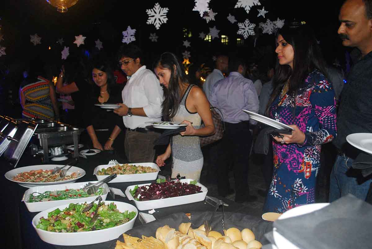 Corporate Party Events planned and managed by Pegasus Events Pvt Ltd