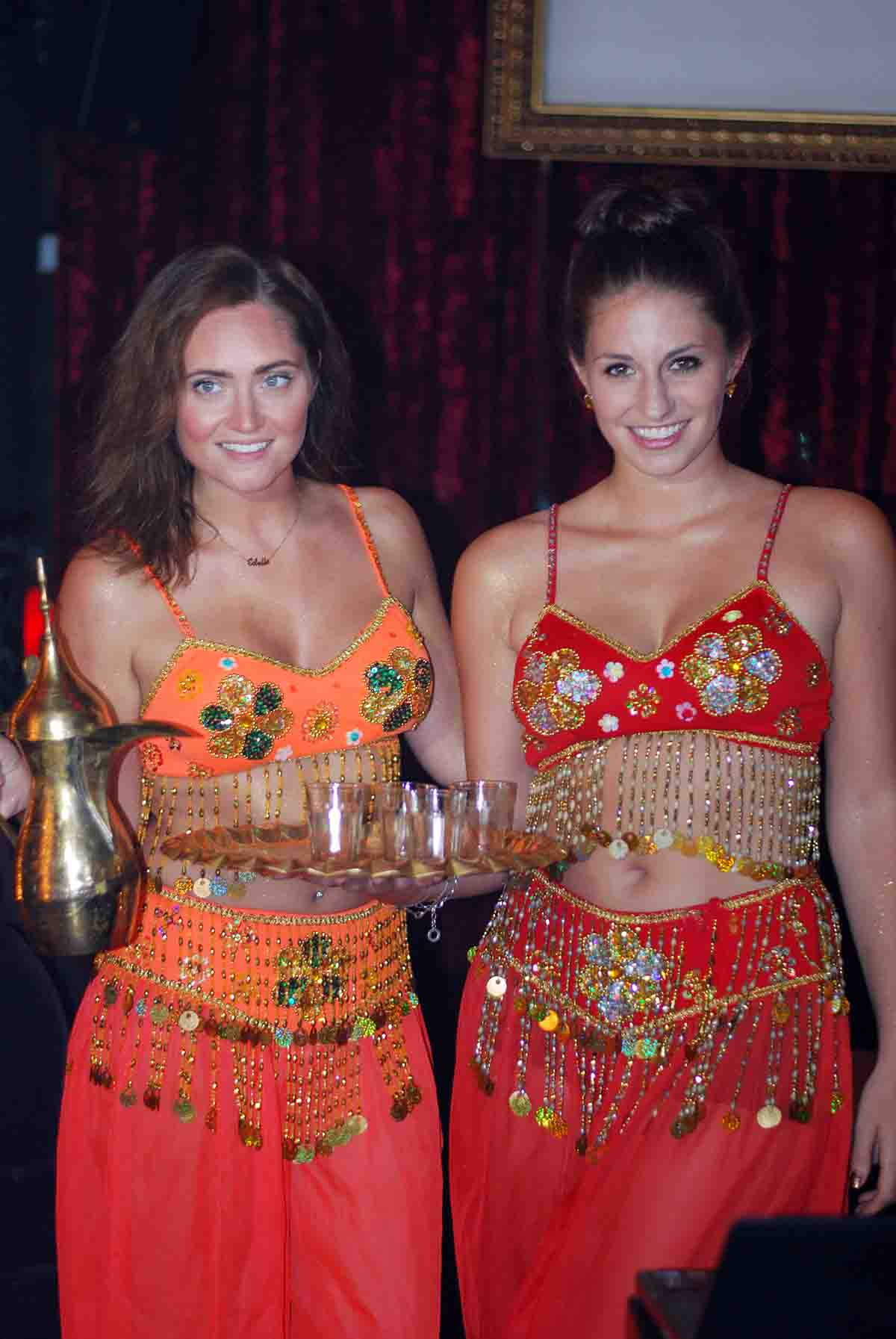Hostesses for events and parties planned by Pegasus Events Pvt Ltd