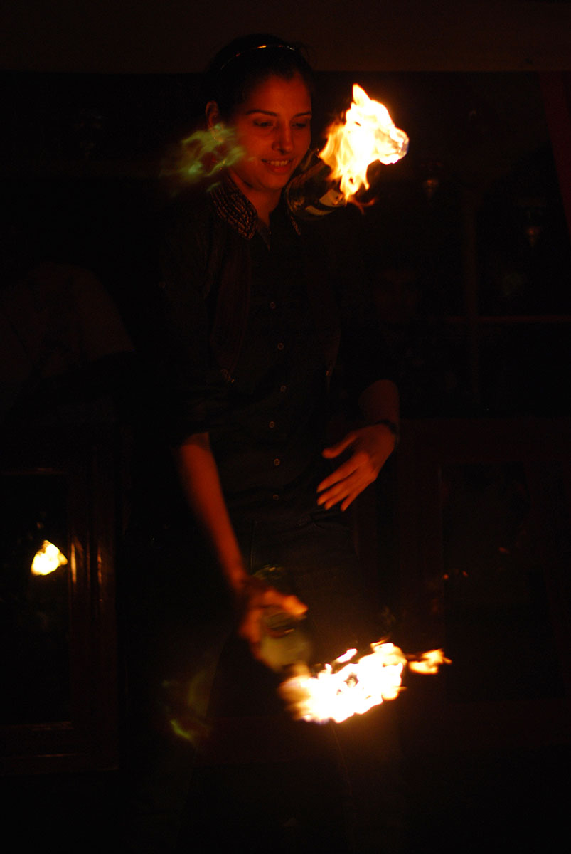 Flare Bartending at Corporate events and Parties by Pegasus Events Pvt Ltd