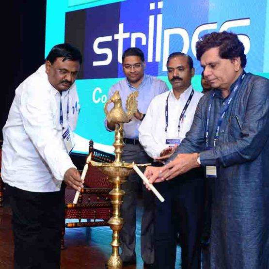 Samay lamp lighting at corporate event by Pegasus Events Pvt Ltd