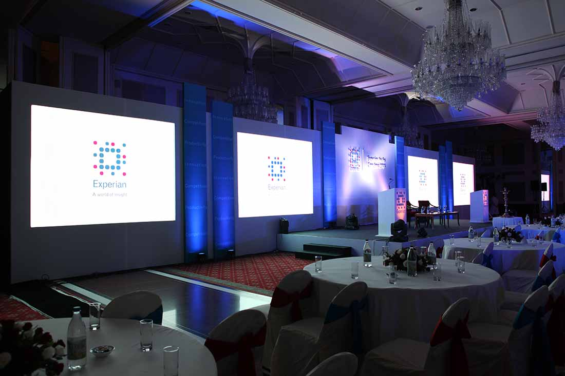 Corporate event managed by Pegasus Events Pvt Ltd