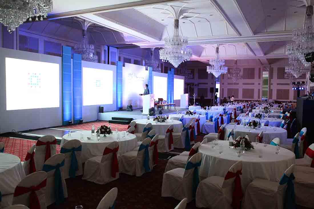 Corporate Conferences planned and managed by Pegasus Events Pvt Ltd