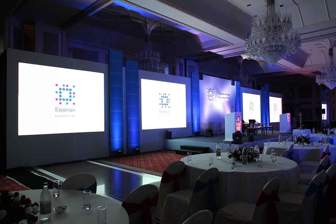Corporate conference planned by Pegasus Events Pvt Ltd