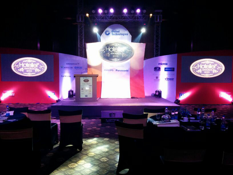 Industry awards ceremony planned and managed by Pegasus Events Pvt Ltd