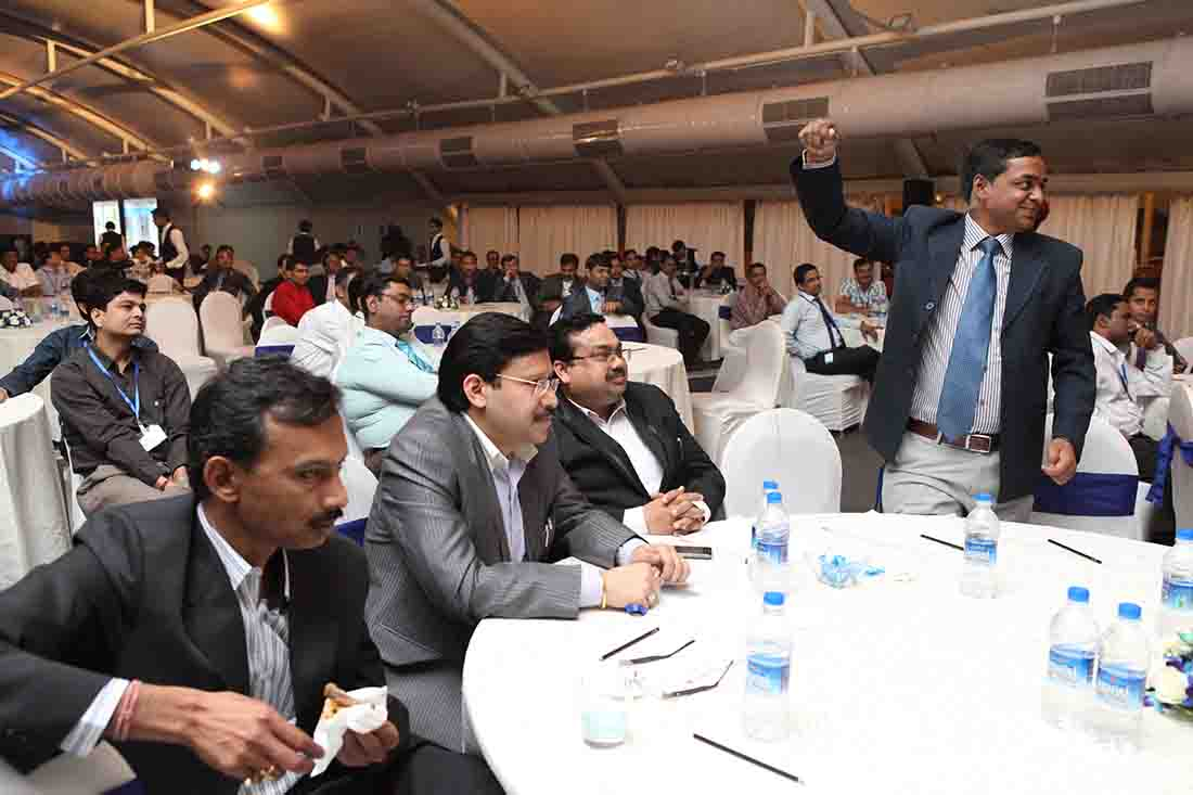 Sales and Distributor meet events planned by Pegasus Events Pvt Ltd