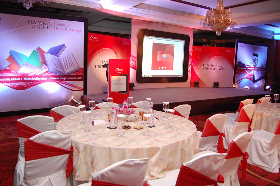 Corporate event planning by Pegasus Events Pvt Ltd.
