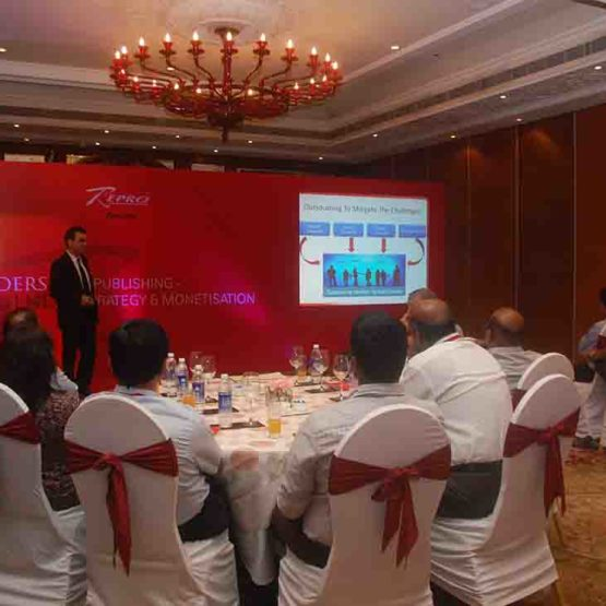 Corporate event planning by Pegasus Events Pvt Ltd