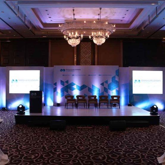 Conference Events planned and managed by Pegasus Events Pvt Ltd