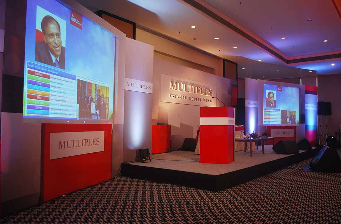 Annual Conference Events planned and managed by Pegasus Events Pvt Ltd
