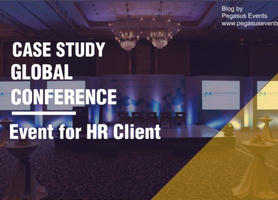Case Study : Global Conference Event for HR Company