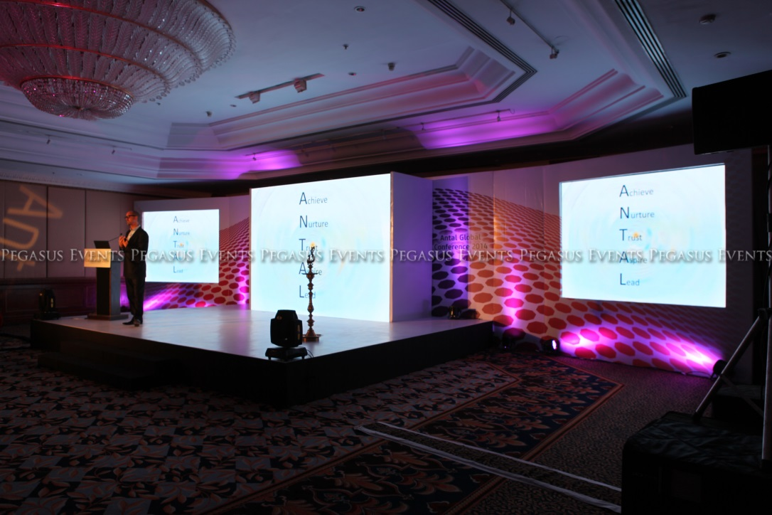 Case Study of Conference Event planned by Pegasus Events