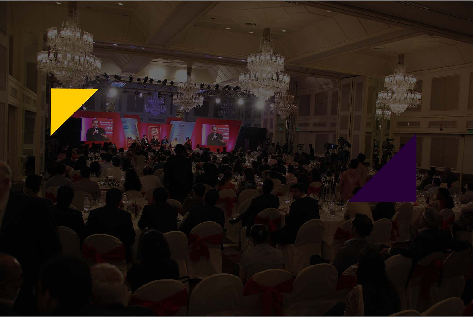 Homepage header image 4 of Corporate Events planning company Pegasus Events Pvt Ltd website