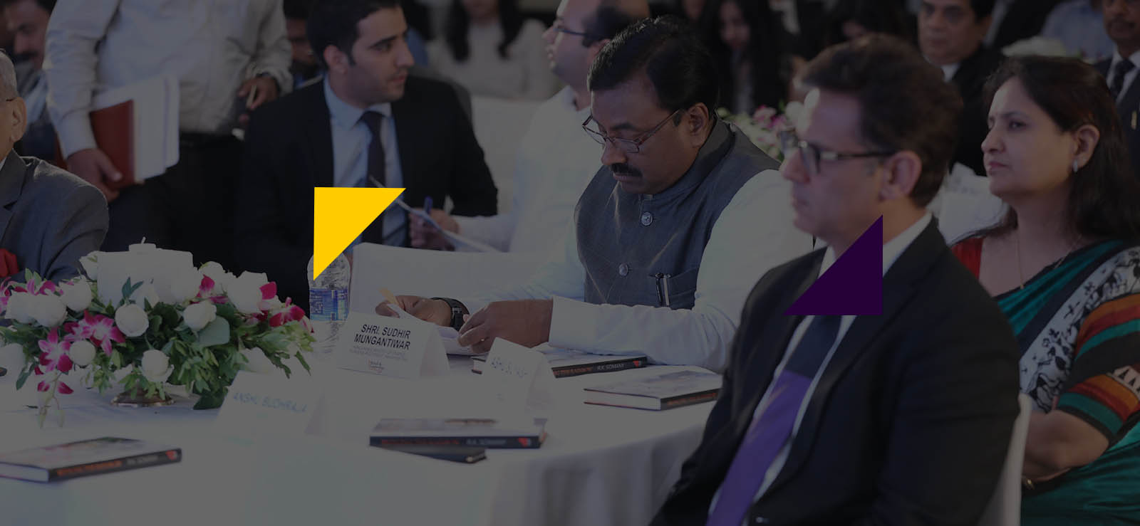 Header image for the Tourism Roadshow Events and Press Meets page of the Pegasus Events Pvt Ltd website.