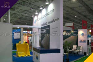 Exhibition Booth Design & Fabrication