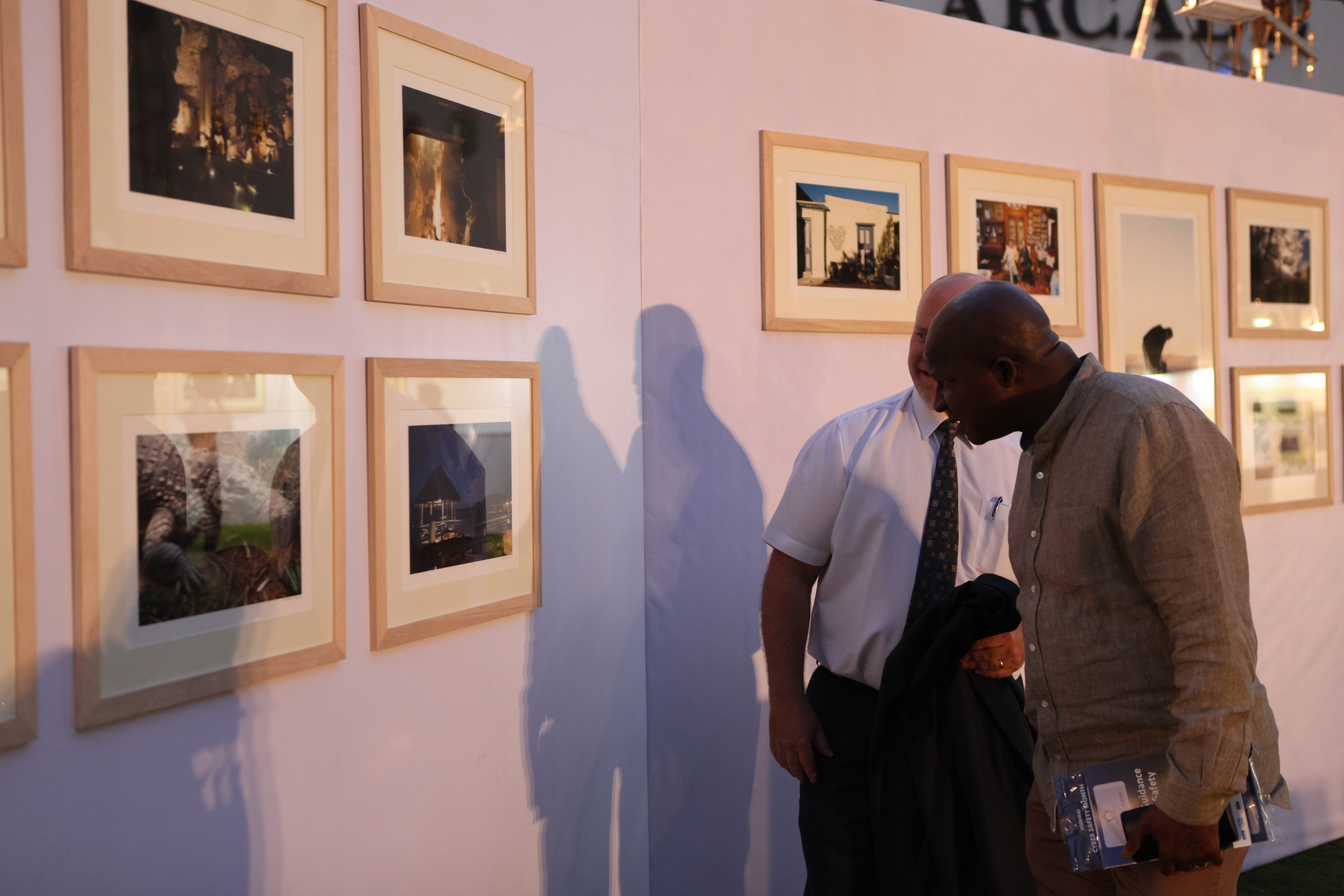 Outdoor Photography Exhibition by Pegasus Events for South Africa Tourism