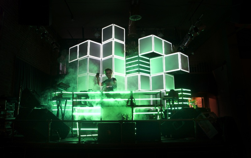 Projection Mapping image | Creative ideas by Pegasus Events